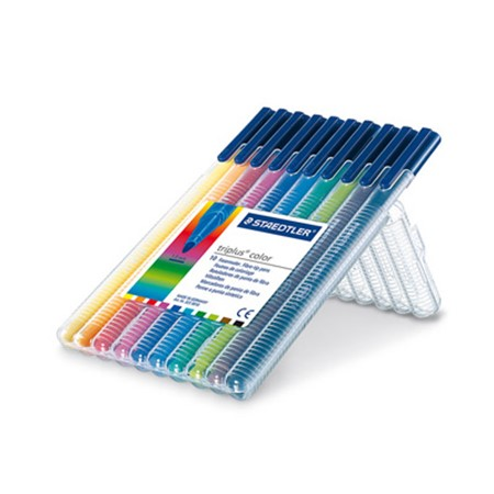 Staedtler triplus color personnalisable divers